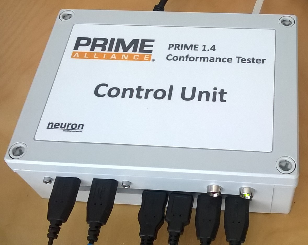 PRIME Conformance Test tool